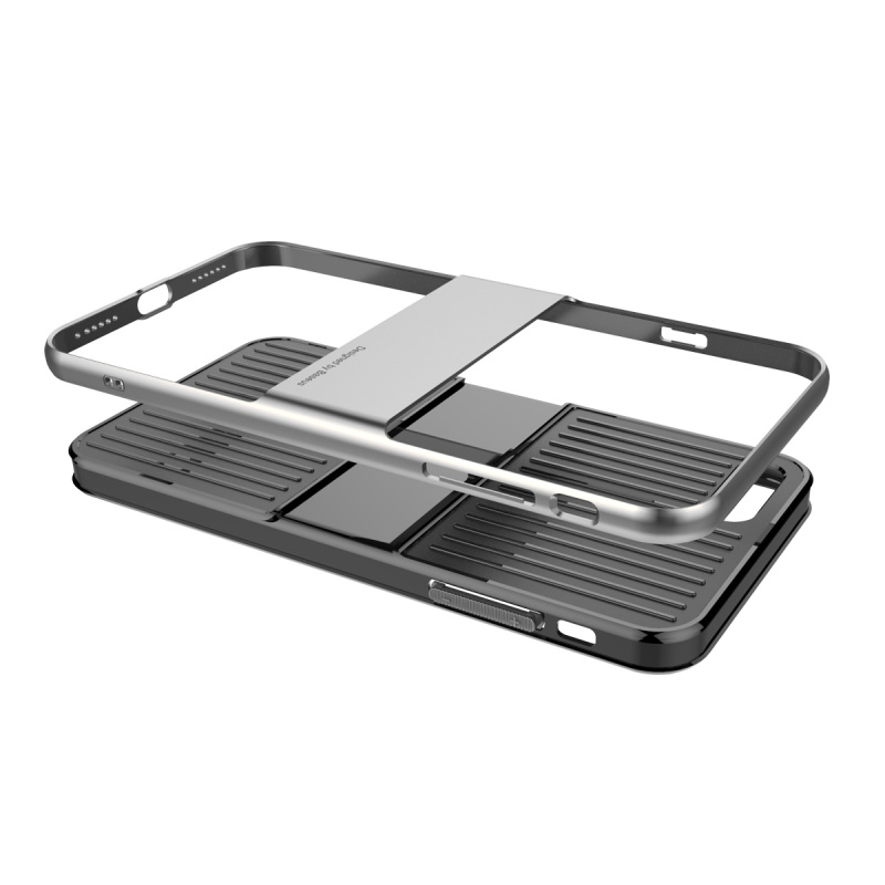 Чехол Baseus Travel Case For iPhone 7 Silver - 2
