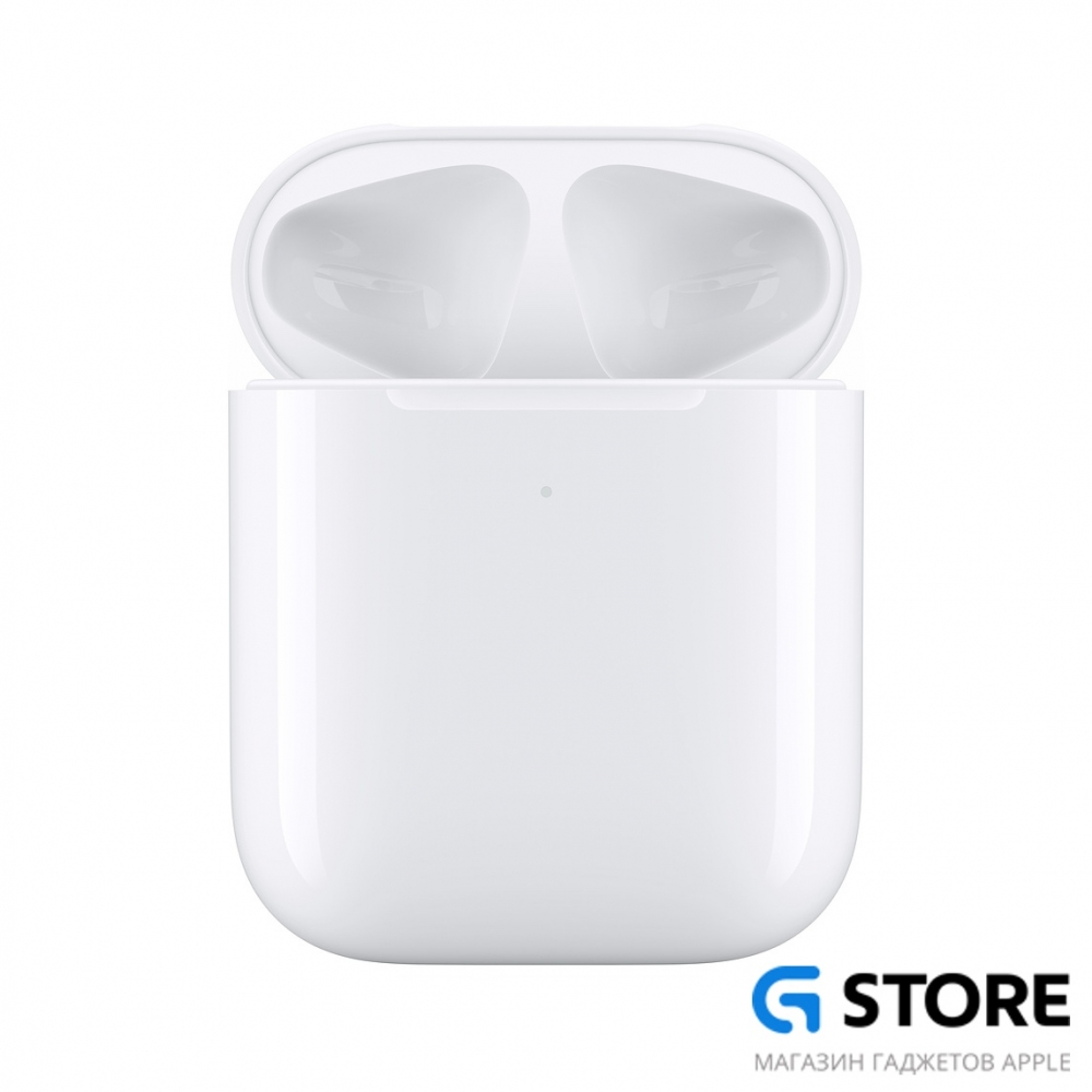 Wireless Charging Case for AirPods (MR8U2) - 1