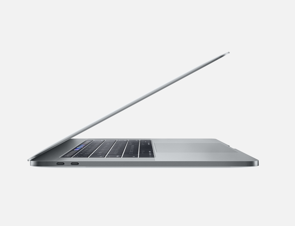 "Apple MacBook Pro 15"" - 256Gb Space Gray MR932 (2018) - 1"