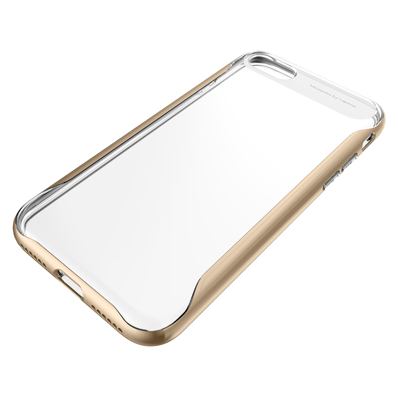 Чехол Baseus Fusion Series Case for iPhone 7/8 Gold - 2