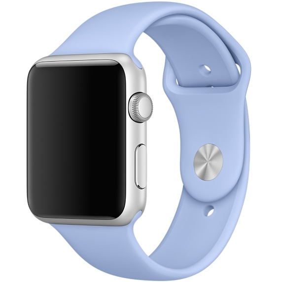 Ремешок Silicone Lilac Band for Apple Watch 38 mm - 1