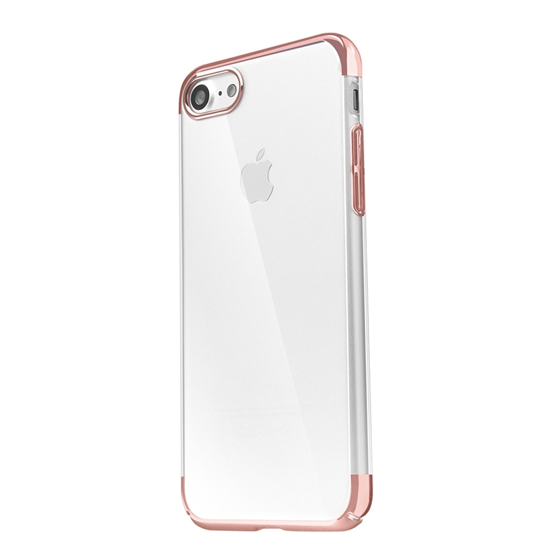 Чехол Baseus Glitter Case for iPhone 7/8 Rose Gold - 5