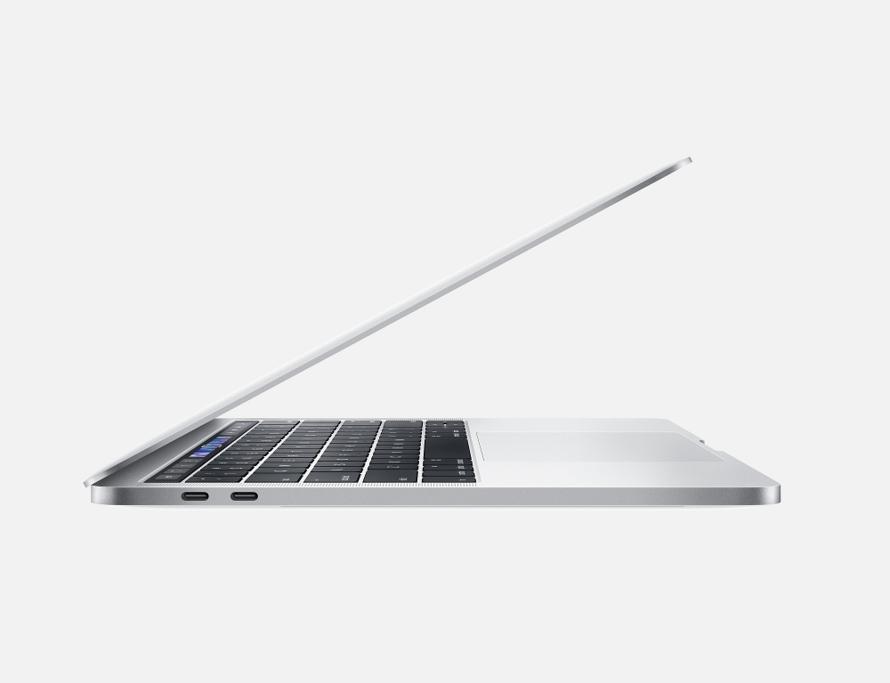 "Apple MacBook Pro 13"" - 256Gb Silver MR9U2 (2018) - 1"