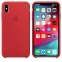 iPhone XS Max Silicone Case - (PRODUCT)RED - 1