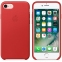 iPhone 7/8 Leather Case - (PRODUCT)RED - 1
