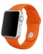 Ремешок Orange Sport Band for Apple Watch 38 mm - 1