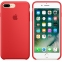 iPhone 7 Plus/8 Plus Silicone Case - (PRODUCT)RED - 1