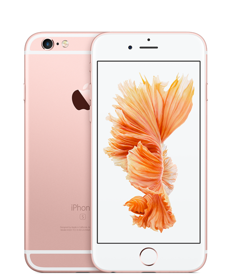 Apple iPhone 6s - 64Gb Rose Gold