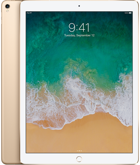 Apple iPad Pro 12.9, 128GB Wi-Fi + Cellular Gold (2016)