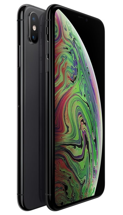 Apple iPhone Xs Max - 512GB Space gray (Dual SIM)
