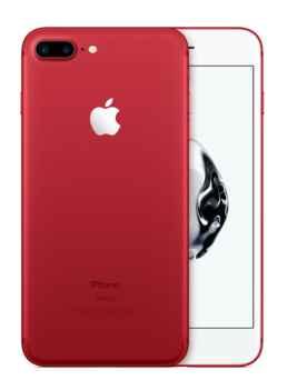 Apple iPhone 7 Plus - 128GB (PRODUCT) RED