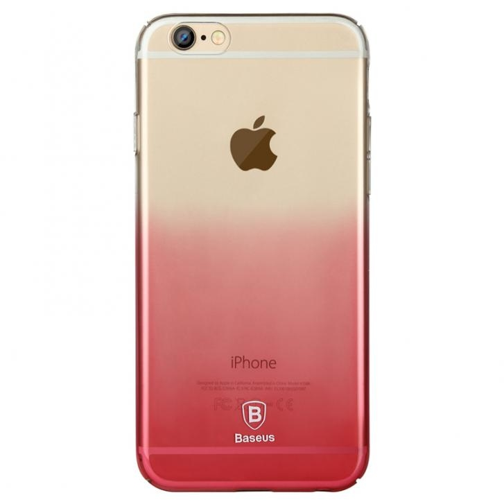 Baseus Gradient case for iPhone 6/6S Pink