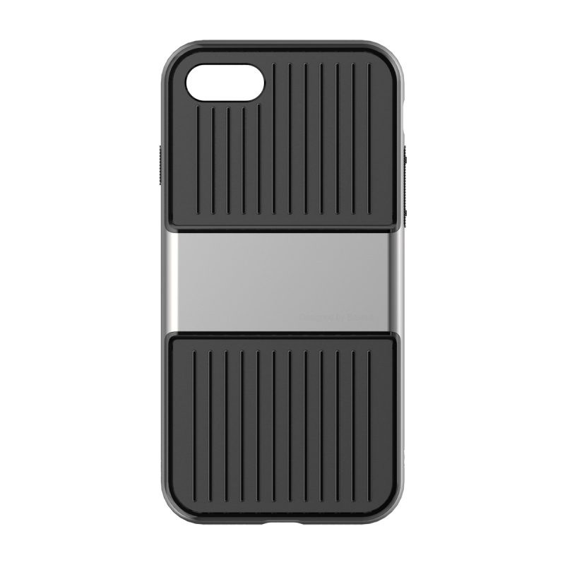 Чехол Baseus Travel Case For iPhone 7 Silver