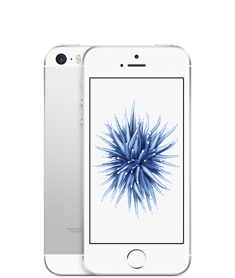 Apple iPhone SE - 16Gb Silver