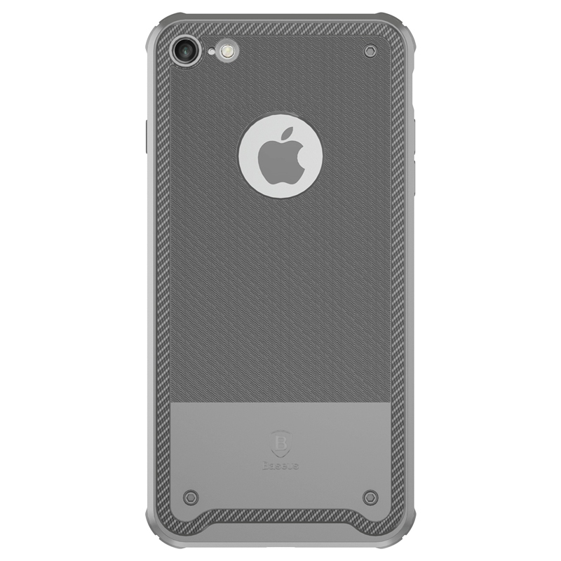 Чехол Baseus Shield Case for iPhone 7 Plus/8 Plus Gray