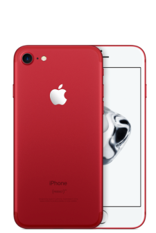 Apple iPhone 7 - 256GB (PRODUCT) RED