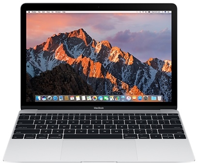 "Apple MacBook 12""-256Gb Silver (MLHA2) 2016"