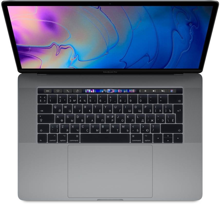 "Apple MacBook Pro 15"" - 256Gb Space Gray MR932 (2018)"
