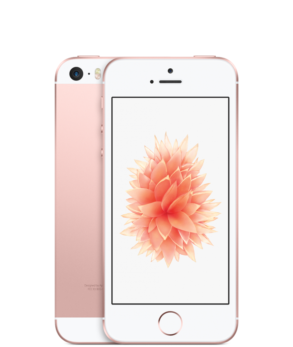 Apple iPhone SE - 32Gb Rose Gold