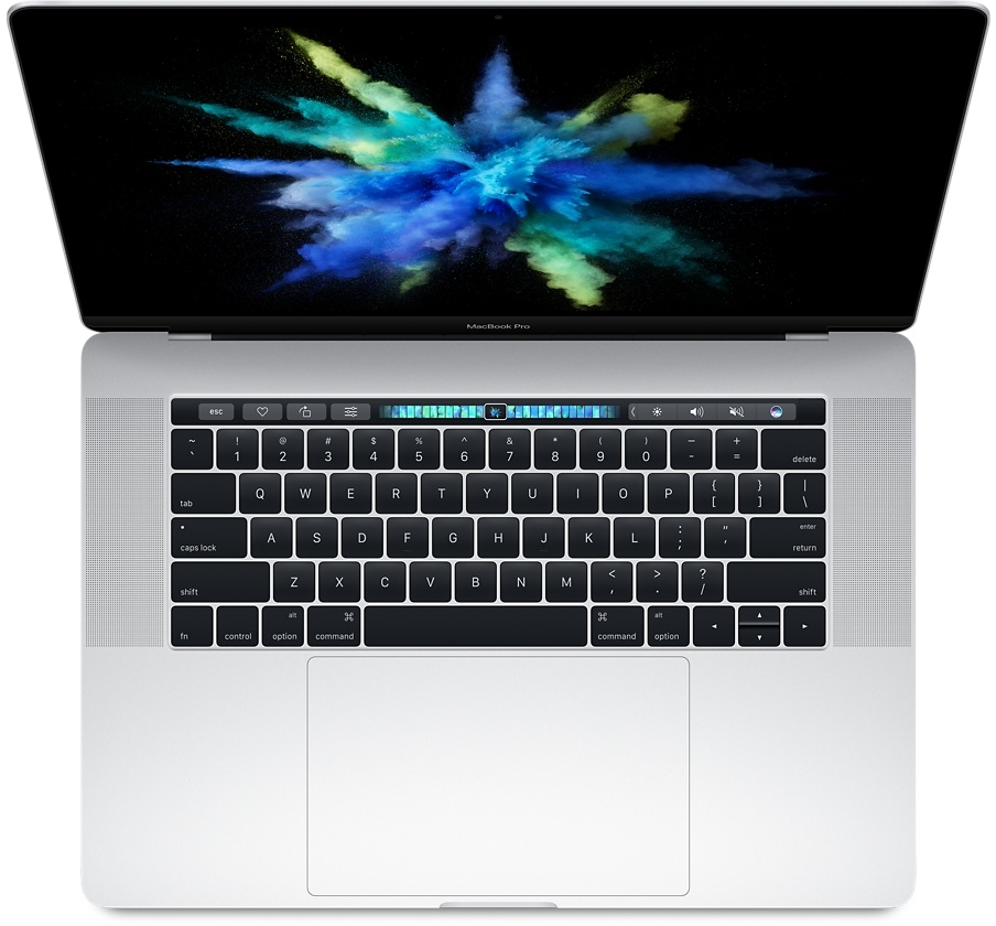 "Apple MacBook Pro 15"" - 256Gb Silver MPTU2 (2017)"