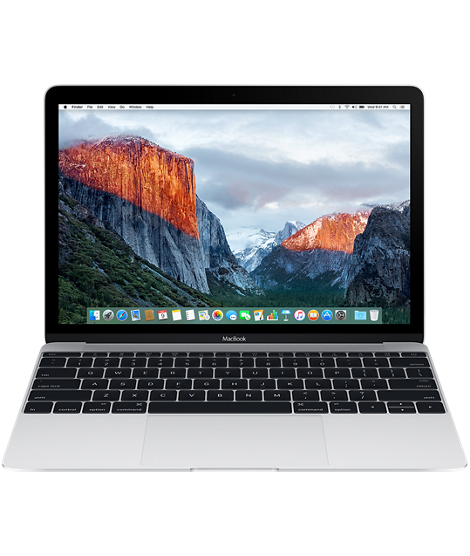 "Apple MacBook 12"" - 256Gb Silver MNYH2 (2017)"