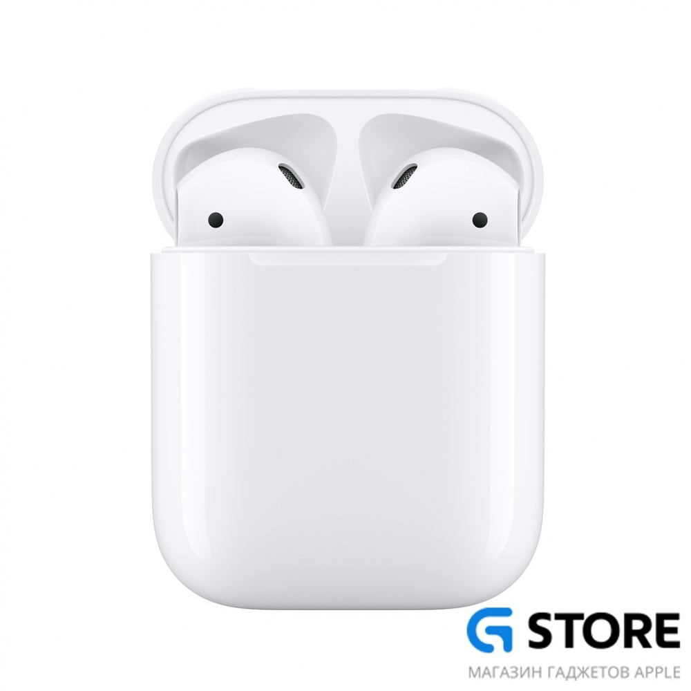 AirPods 2 with Charging Case (MV7N2)