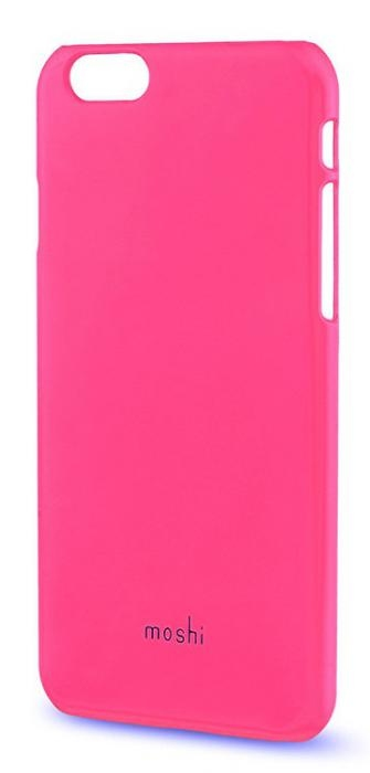 "Moshi iGlaze""Snap on Case"" для iPhone 6 Plus/6S Plus Pink"