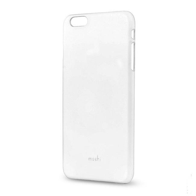 "Moshi iGlaze""Snap on Case"" для iPhone 6 Plus/6S Plus White"