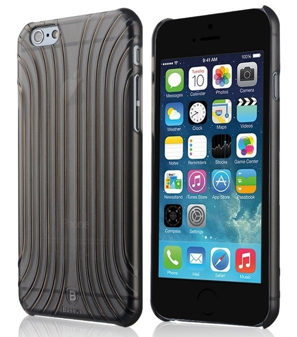 Накладка Baseus iPhone 6/6S Shell Black