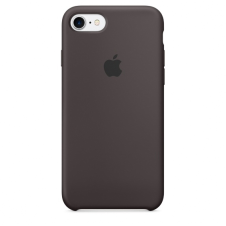 iPhone 7/8 Silicone Case - Cocoa