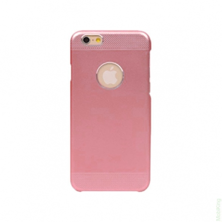 Накладка Hallsen Metal Case iPhone 5/5S/SE Pink