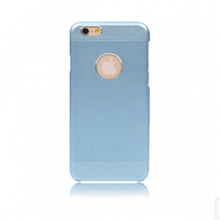 Накладка Hallsen Metal Case iPhone 5/5S/SE Blue