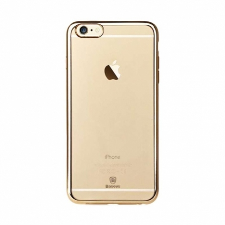 Baseus iPhone 6 Plus/6S Plus Shining Case Transparent Gold