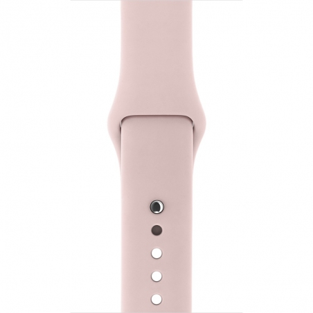 Pink Sand Sport Band 42mm