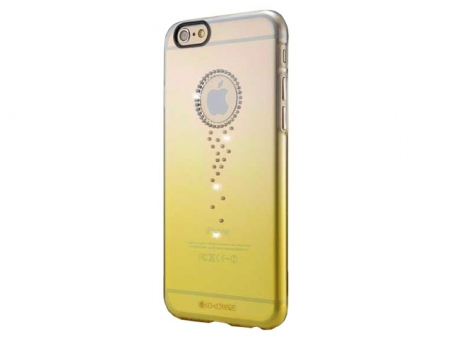 G-Case Cristal Series iPhone 6/6S Gold