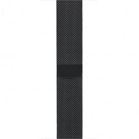 Ремешок Milanese Loop for Apple Watch 42mm Black