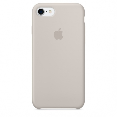iPhone 7/8 Silicone Case - Stone