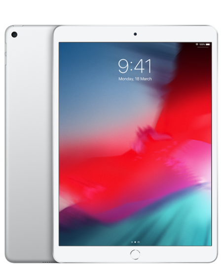Apple iPad Air Wi-Fi 256GB Silver (MUUR2)
