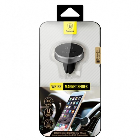 Baseus Magnet Car Mount Gold
