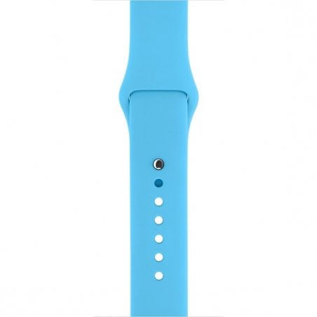 Ремешок Light Blue Sport Band for Apple Watch 38 mm