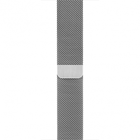 Ремешок Milanese Loop for Apple Watch 38mm Silver