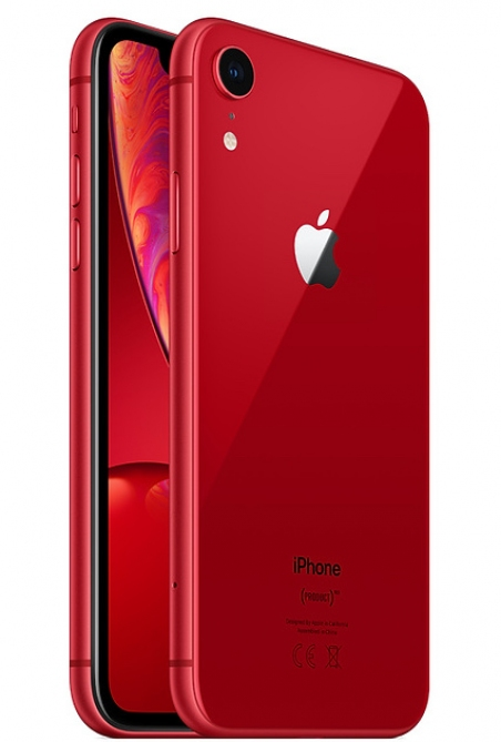 Apple iPhone Xr - 256GB (PRODUCT)RED