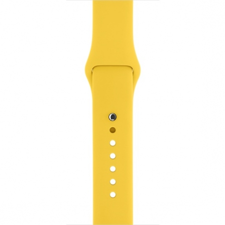 Ремешок Yellow Sport Band for Apple Watch 42 mm