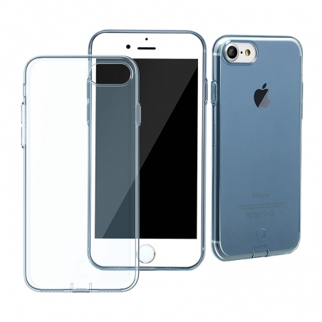 Чехол Baseus Simple Series Case (With-Pluggy) for iPhone 7/8 Blue