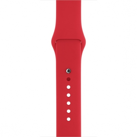 Ремешок Red Sport Band for Apple Watch 42mm