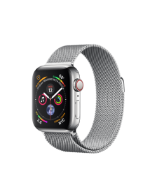 Apple Watch GPS + Cellular 40mm Stainless Steel Case with Milanese Loop (MTVK2)