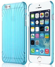 Накладка Baseus iPhone 6/6S Shell Blue