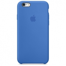 iPhone 6/6s Silicone Case - Royal Blue