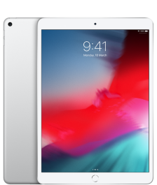 Apple iPad Air Wi-Fi 64GB Silver (MUUK2)