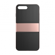 Чехол Baseus Travel Series Case For iPhone 7 Plus/8 Plus Rose gold